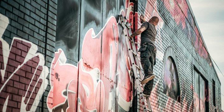 Graffiti : le meilleur outil d'expression pour les jeunes